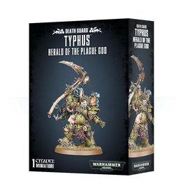 Games Workshop Death Guard Typhus