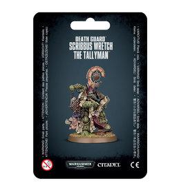 Games Workshop Death Guard Scribbus Wretch