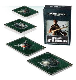 Games Workshop DATACARDS Astra Militarum