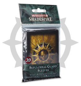 Games Workshop WHUS Sepuchral Guard Sleeves