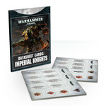 Games Workshop DATASHEETS Imperial Knights