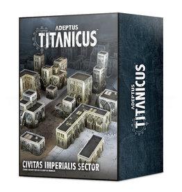 Games Workshop Civitas Imperialis Sector Adeptus Titanicus