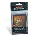 Games Workshop Thorns of the Briar Queen Sleeves Nightvault Warhammer Underworlds