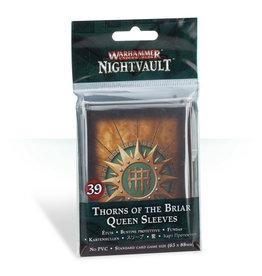 Games Workshop Thorns of the Briar Queen Sleeves Nightvault Warhammer Underworlds
