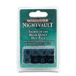 Games Workshop Thorns of the Briar Queen Dice Pack Nightvault Warhammer Underworlds