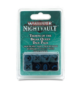 Games Workshop Thorns of the Briar Queen Dice Pack Nightvault Warhammer Underworlds