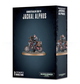 Games Workshop Jackal Alphus Genestealer Cults