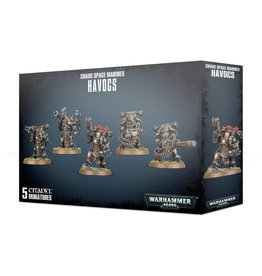 Games Workshop Havocs Chaos Space Marines