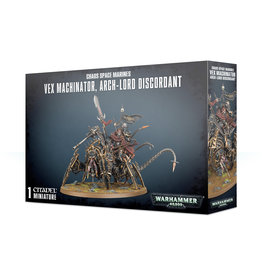 Games Workshop Vex Machinator Chaos Space Marines