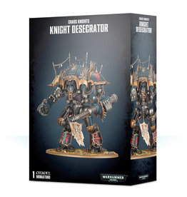 Games Workshop Knight Desecrator Chaos Knights