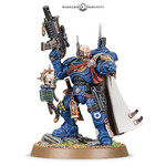 Games Workshop Primaris Captain in Phobos Armor SM