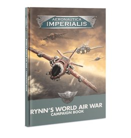 Games Workshop Aeronautica Imperialis Rynn's World Air War Campaign Book