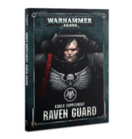 Games Workshop Codex: Raven Guard 2019