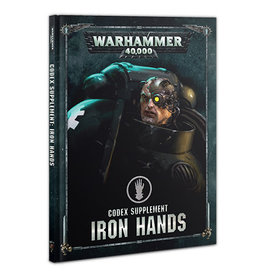 Games Workshop Codex: Iron Hands 2019