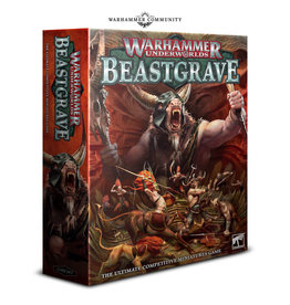 Games Workshop Beastgrave Warhammer Underworlds