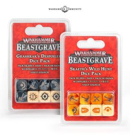 Games Workshop Dice Pack Skaeth's Wild Hunt Beastgrave WHU