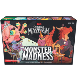 WOTC D&D D&D Dungeon Mayhem Monster Madness