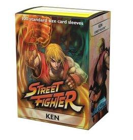 Arcane Tinmen Street Fighter Ken Dragon Shield (100)