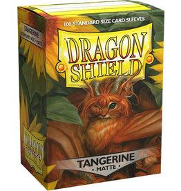 Arcane Tinmen Dragon Shields: (100) Matte Tangerine