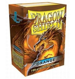 Arcane Tinmen Dragon Shield: ORANGE: (100)