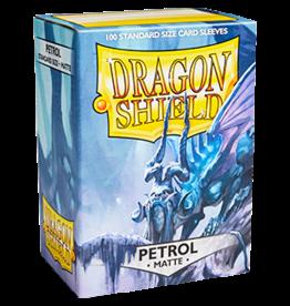 Arcane Tinmen Dragon Shield: Matte Petrol (100)