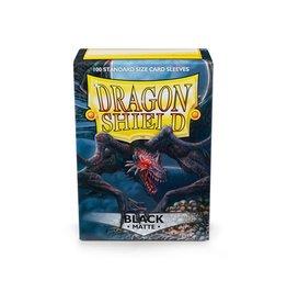 Arcane Tinmen Dragon Shield: Matte Black (100)