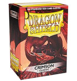 Arcane Tinmen Dragon Shield: Crimson (100)