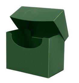 BCW Deck Case Side Load Green