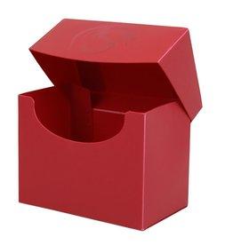BCW Deck Case Side Load Red