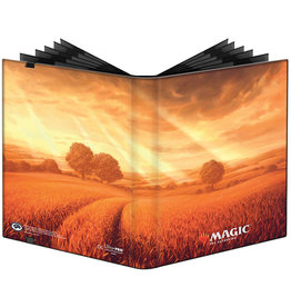 Ultra Pro MTG Unstable 9-Pocket PRO Binder Plains