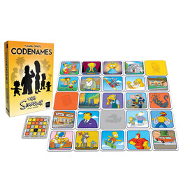 CGE Codenames Simpsons