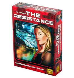 Indie Boards & Cards The Resistance 3rd Edition