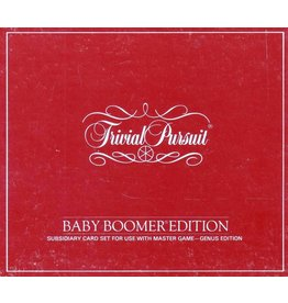 Hasbro Trivial Pursuit Expansions : Baby Boomer Edition