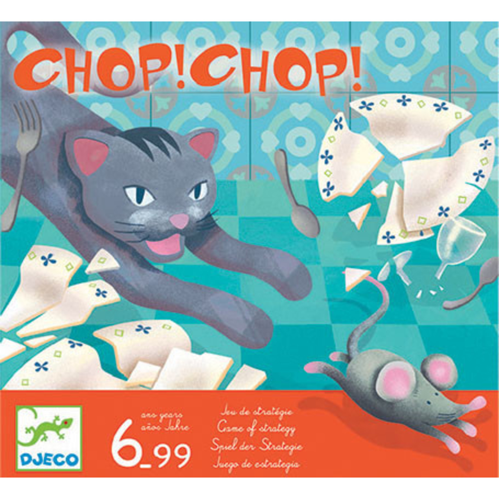Asmodee Studios Chop! Chop!