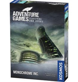 Thames & Kosmos Monochrome Inc Adventure Games