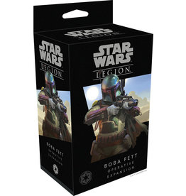 Fantasy Flight Games Boba Fett Operative SW: Legion