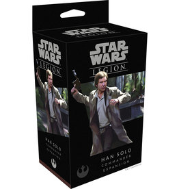 Fantasy Flight Games Han Solo Commander SW: Legion