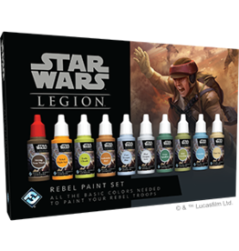 Fantasy Flight Games SW Legion Rebel Paint Set