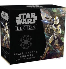 Fantasy Flight Games Phase II Clone Troopers Unit SW Legion