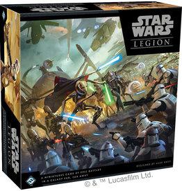 Fantasy Flight Games Clone Wars Core Set SW Legion