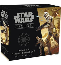 Fantasy Flight Games Phase I Clone Troopers Unit SW Legion Expansion