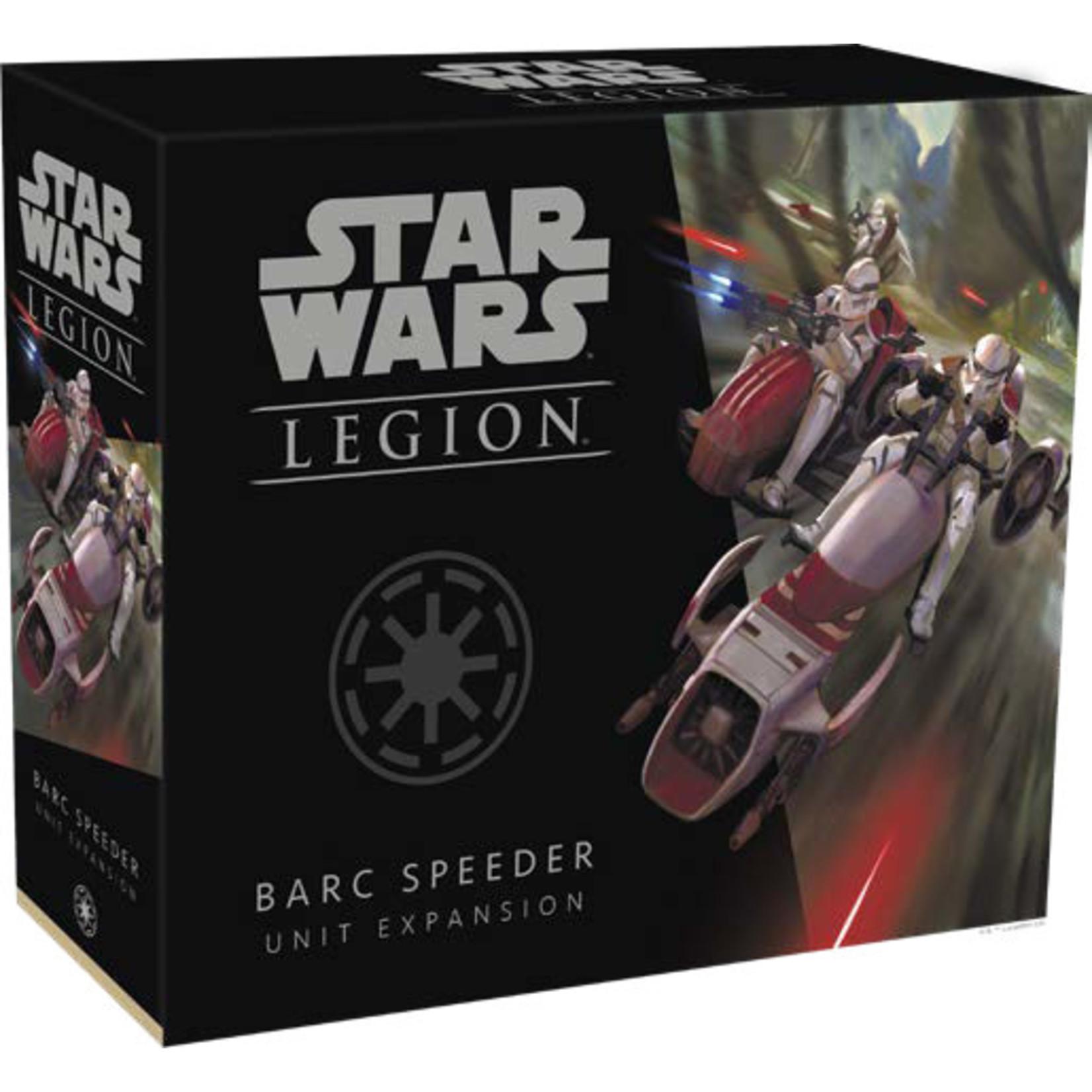 Fantasy Flight Games Barc Speeder Unit Star Wars Legion Expansion