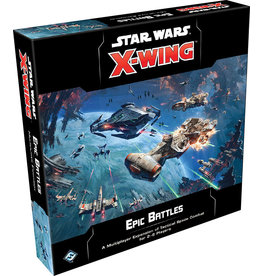 Fantasy Flight Games Epic Battles Multiplayer SW X-Wing: 2E