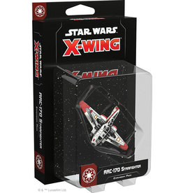 Fantasy Flight Games ARC 170 Starfighter EP SW X-Wing: 2E