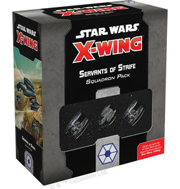 Fantasy Flight Games Servants of Strife SP SW X-Wing: 2E