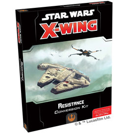 Fantasy Flight Games Resistance Conversion Kit SW X-Wing: 2E