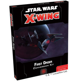 Fantasy Flight Games First Order Conversion Kit SW X-Wing: 2E