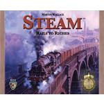 Mayfair Games Steam Rails to Riches