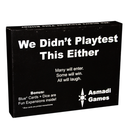 Asmadi Games We Didn't Playtest This Either