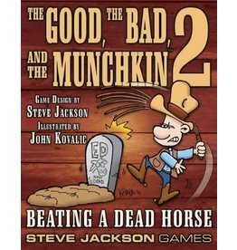 Steve Jackson Games The Good, The Bad, and the Munchkin 2